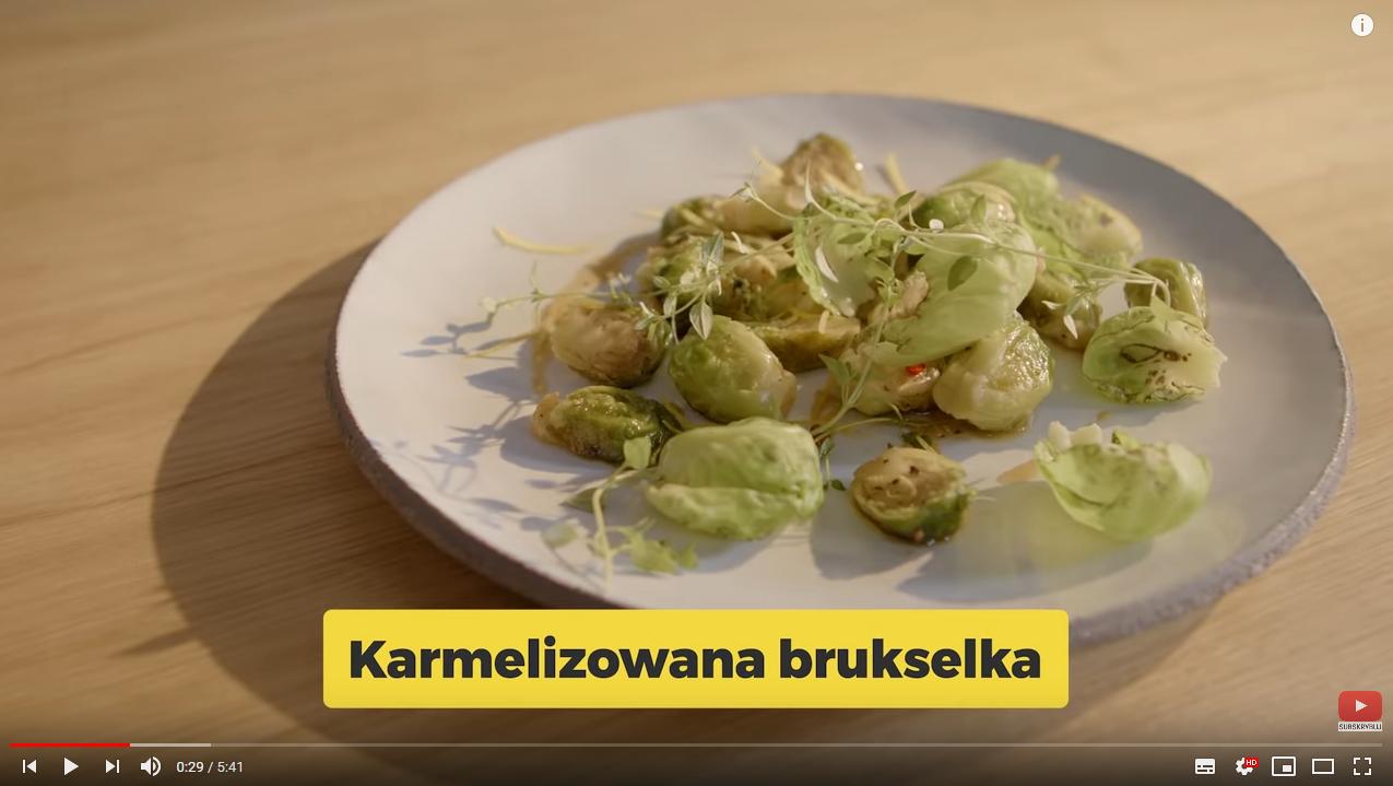 BRUKSELKA KARMELIZOWANA MIODEM | Karol Okrasa & Kuchnia Lidla