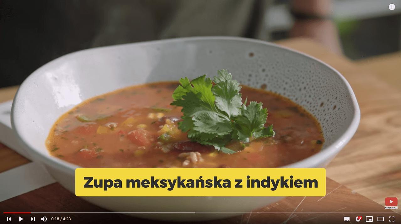 NAJLEPSZA ZUPA MEKSYKAŃSKA | Karol Okrasa & Kuchnia Lidla