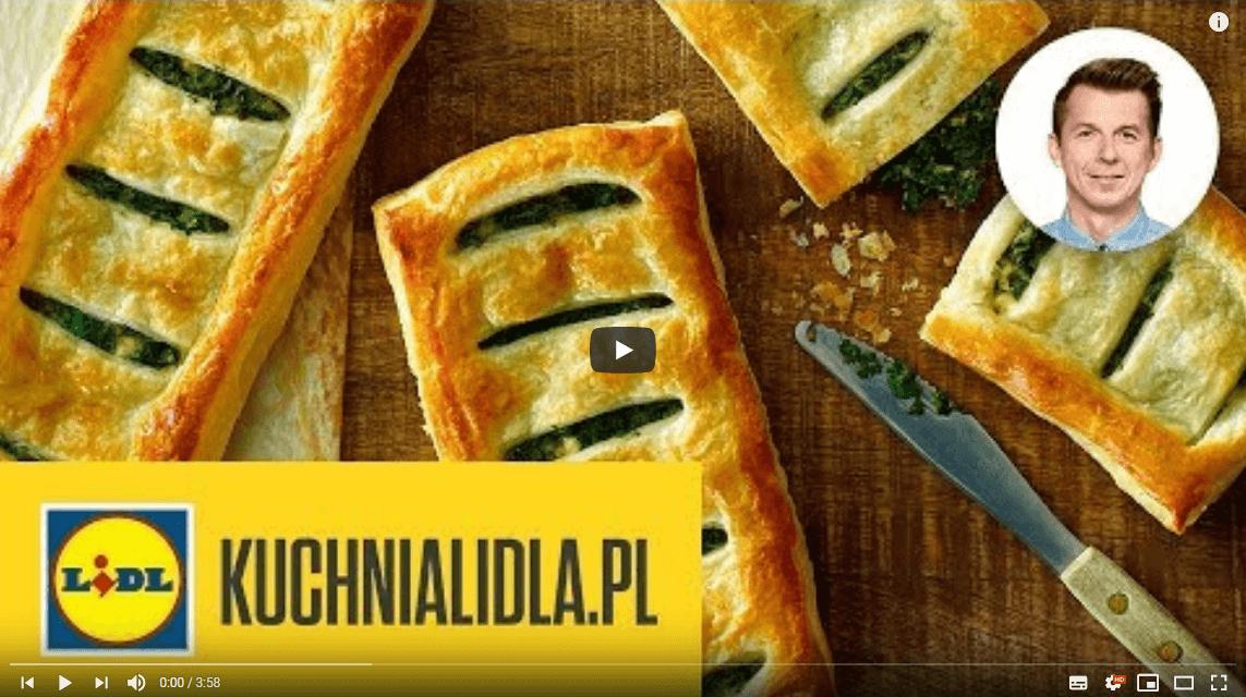 WYTRAWNE CIASTKA ZFETĄ ISZPINAKIEM 🌿 | Karol Okrasa & Kuchnia Lidla