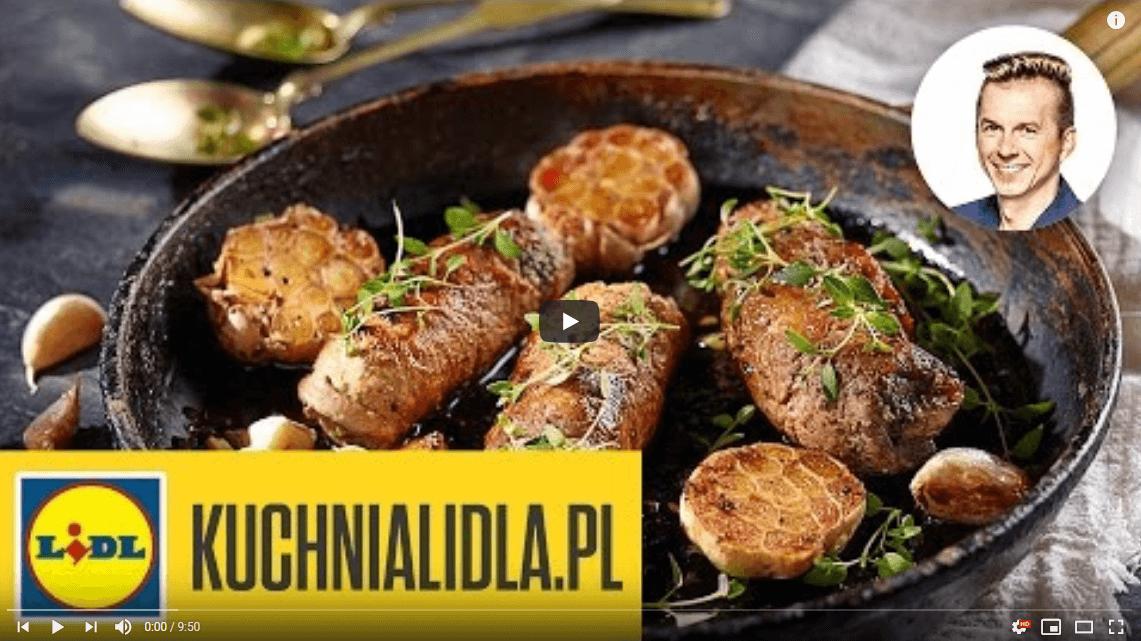 Idealne rolady złopatki zziołami – Karol Okrasa – Przepisy Kuchni Lidla