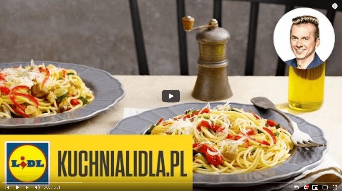 Okrasa Przyjmuje Zaklad Darka Mega Proste Spaghetti Aglio E Olio Karol Okrasa