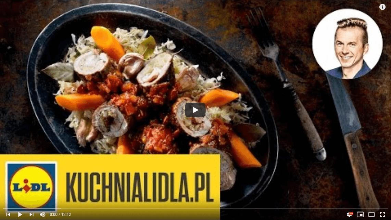 Najlepsze zrazy zszynki wieprzowej wsosie musztardowym – Karol Okrasa – Przepisy Kuchni Lidla