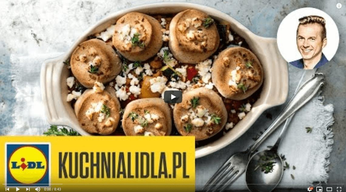 Chlebowa zapiekanka zmięsa mielonego – Karol Okrasa – Przepisy Kuchni Lidla
