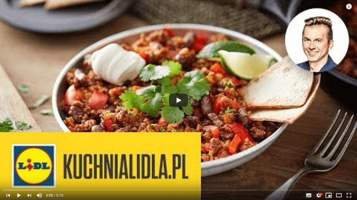 CHILI CON CARNE 🔥 | Karol Okrasa & Kuchnia Lidla