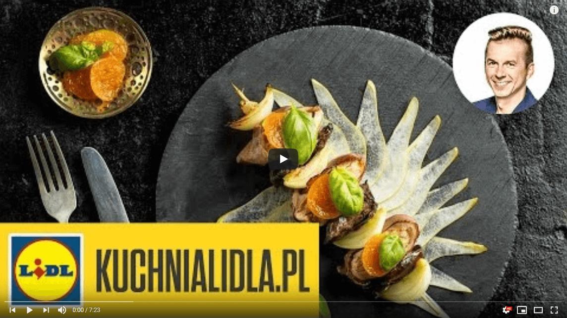 Miodowe szaszłyki zkurczaka iwątróbki – Karol Okrasa – Przepisy Kuchni Lidla