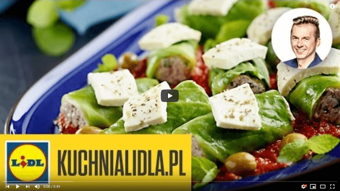 Proste gołąbki greckie – Karol Okrasa – Przepisy Kuchni Lidla