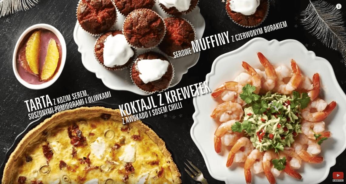 Przekąski sylwestrowe – Karol Okrasa – Przepisy Kuchni Lidla
