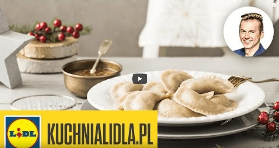 Najlepsze pierogi zkarpiem – Karol Okrasa – Przepisy Kuchni Lidla