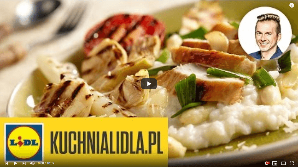 Risotto szparagowe zkurczakiem – Karol Okrasa – Przepisy Kuchni Lidla