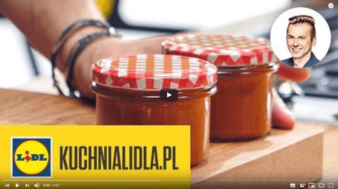 DOMOWY KECZUP 🍅 | Karol Okrasa & Kuchnia Lidla
