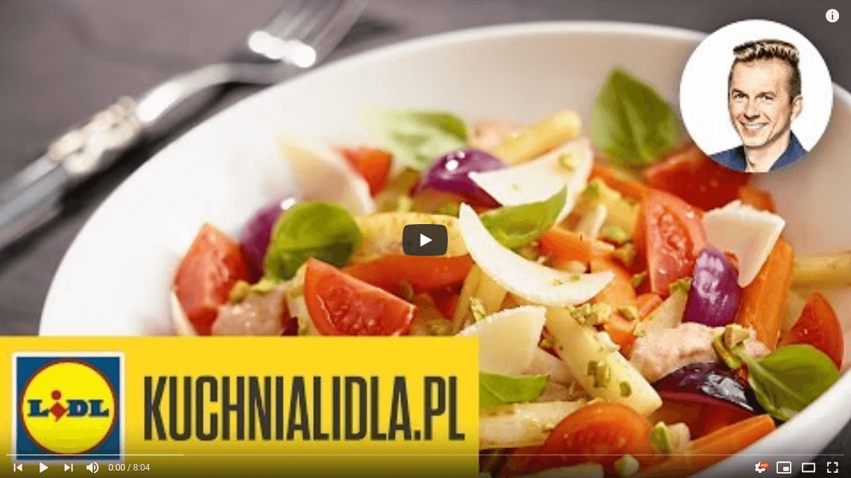 Warzywa pieczone nagrillu – Karol Okrasa – Przepisy Kuchni Lidla