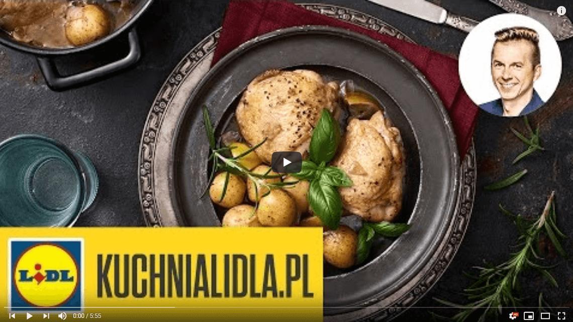 Kurczak wherbacie – Karol Okrasa – Przepisy Kuchni Lidla