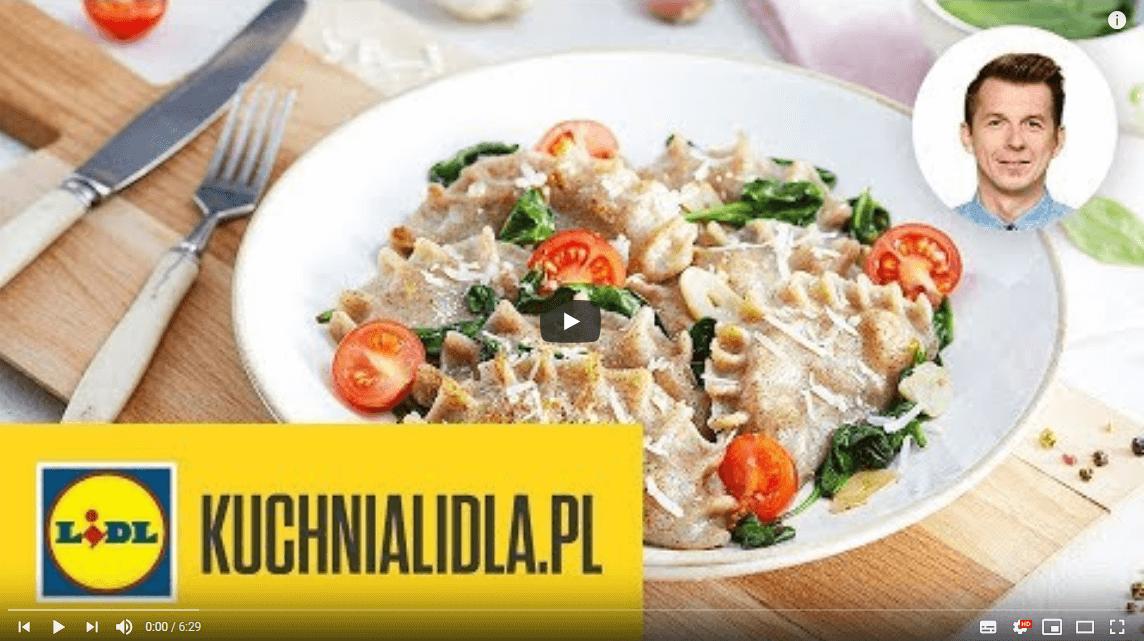 GRYCZANE PIEROGI ZBOBEM 🥟 | Karol Okrasa & Kuchnia Lidla
